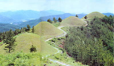 韓国南部の古代遺跡(2)